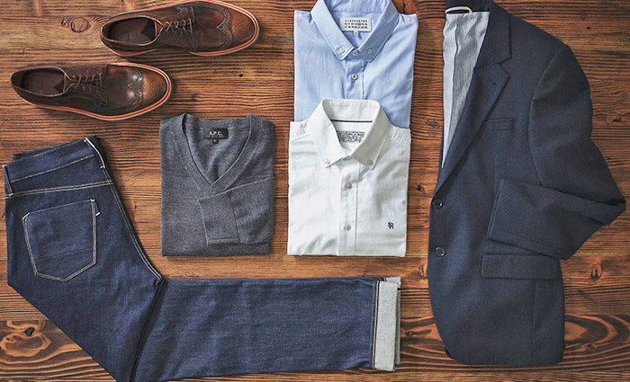 Five pieces for the fall masculine wardrobe