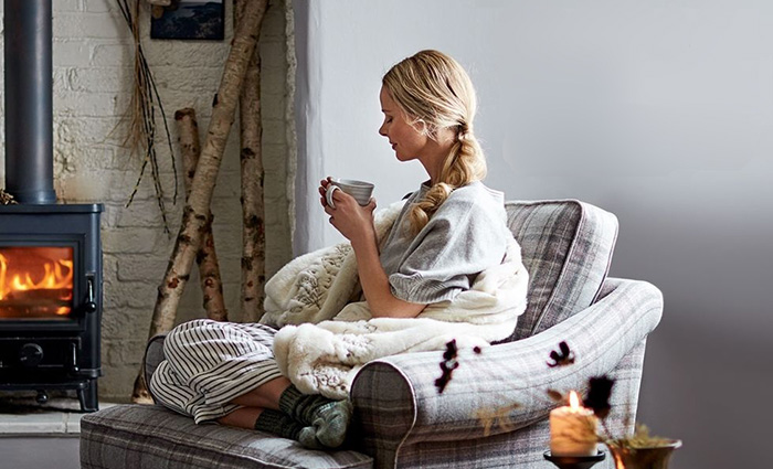 In hygge style