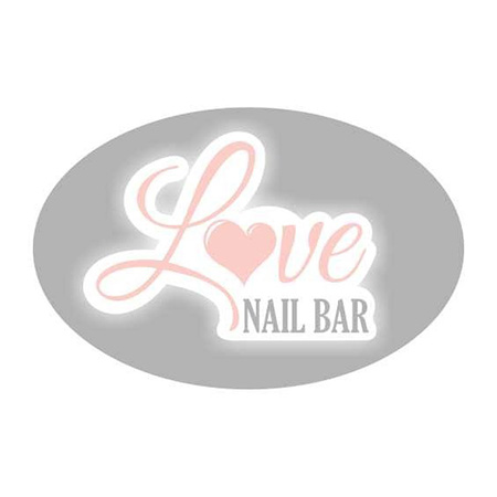 Logo Love Nail Bar